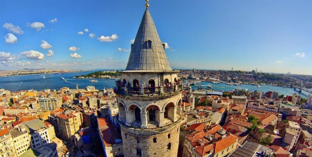 istanbul'da profesyonel rehberli gezi