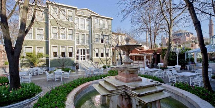 Yeşil Ev Otel Sultanahmet