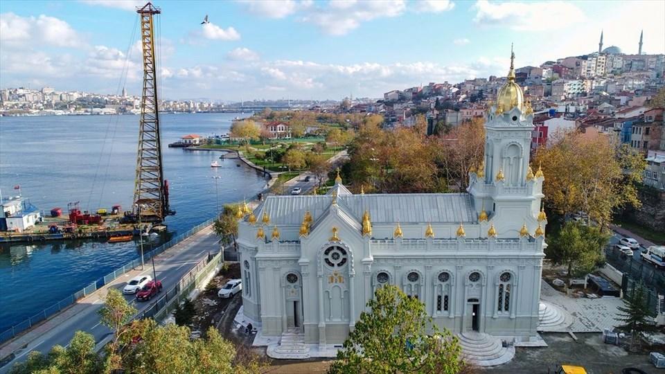 Bulgar Kilisesi Demir