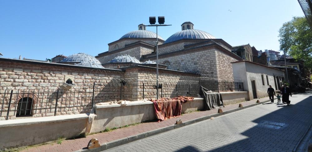 Küçük Mustafa Paşa Hamamı