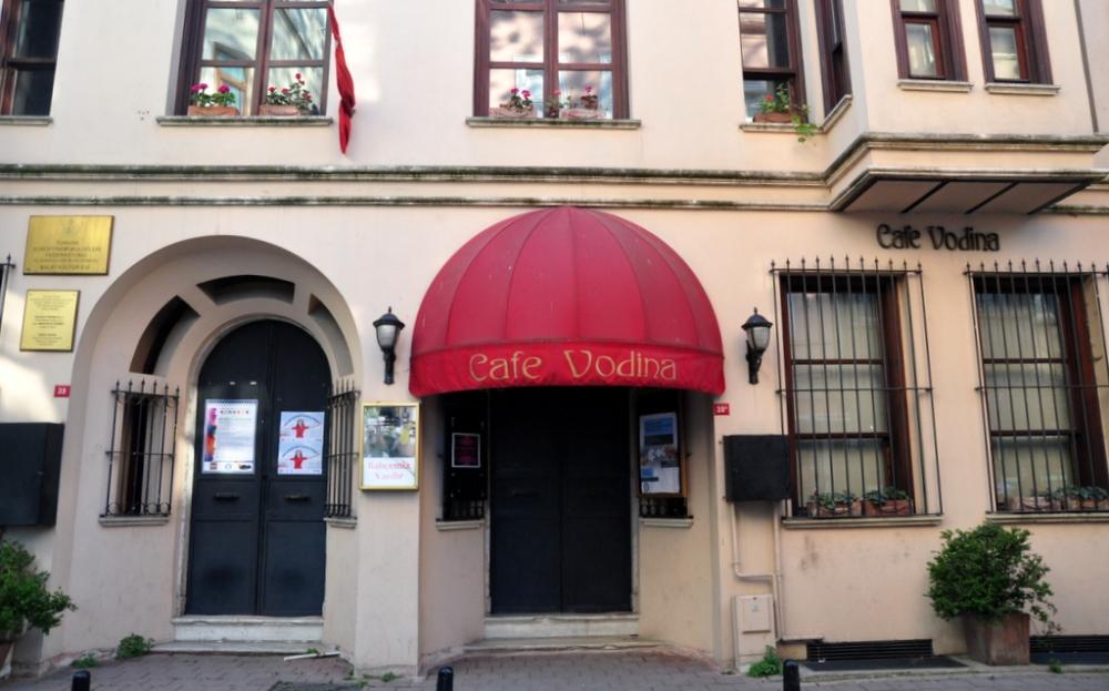 Vodina Cafe